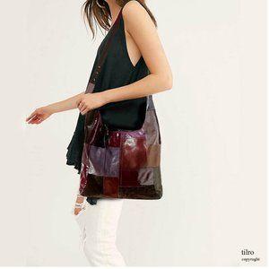 Coach Limited Edition Bleecker Patchwork Bag
